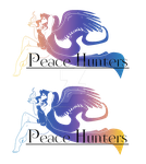 Which Title Design To Choose? [Peace Hunters] by GamerGalKat