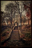 Stairs to Someware by haggins11