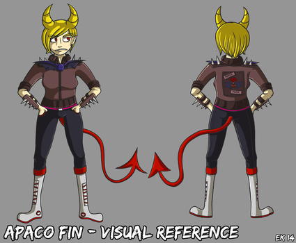 Apaco Ref [FIGHTING TOURNAMENT] by party-governor