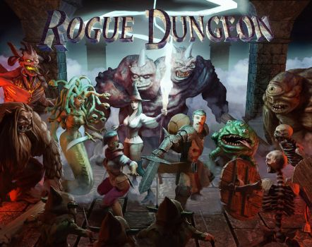 Rogue Dungeon by jonsmith512