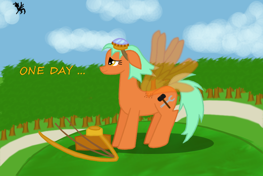 One Day... by OverlordK