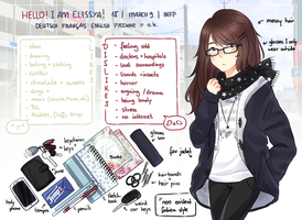 MEET THE ARTIST: Elissya by Elissya-chan
