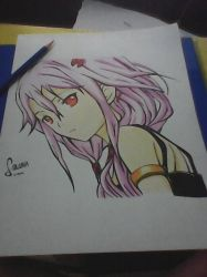 Guilty Crown - INORI by gidlucion