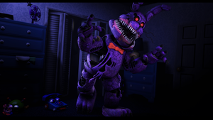 Twisted Bonnie by Odrios