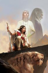 Sword of Ages #1 Yesteryear Comics Variant by merkymerx