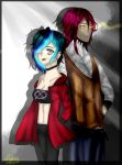 [REQUEST] Zanj and Jason The Toymaker by AnjuDere