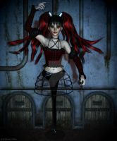 Macabre Couture by kissmypixels