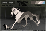 Mafia Dogs: Gringo by Whitelupine
