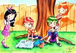 Phineas and Ferb: My Style :3 by heeyjayp17