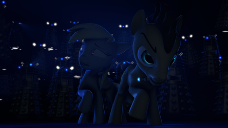 Doctor Whooves (remastered) by Cyberstorm42X