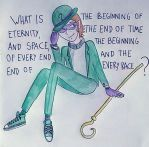 The Riddler by saramarconato