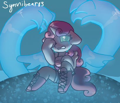 Water Lily (Sweetie's Magic) by synnibear03