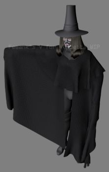 V for Vendetta wip 10 by feeank