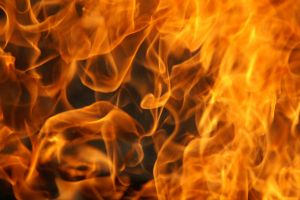 Hot Flames 1886353 by StockProject1