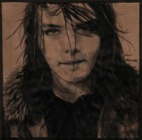 Gerard in ink by ihni