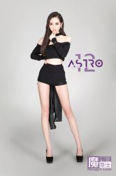 Astro12-girls Chinese idol team by aoandou