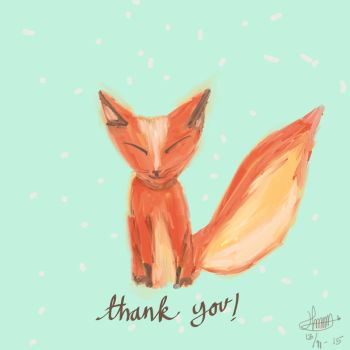 thank you mr fox by polysterentmans