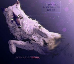 Now I'm Holding On by FireMoon9