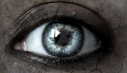 Cracked Eye by Ash-Marie