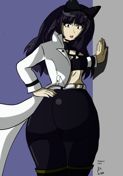 Blake commission by fighterxaos