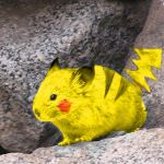 REAL PIKACHU by DARKWOUND01