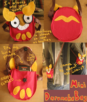 Darumaka Mini-Bag