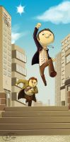 Leap Of Faith by Ferntree