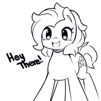 Hello by PinkCappachino