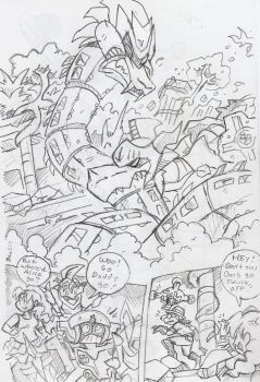 TF5: Rumble in the Jungle by BlueIke
