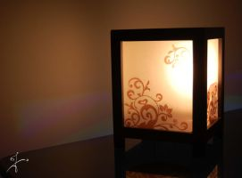 The Lamp by deYong