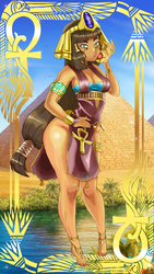 Omorose/nefertiti by Pharaoh009