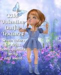 Kiki Valentine Outfit Colors, by GlassyLady by FantasiesRealmMarket