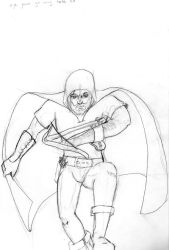 Ranger with cross bow. by shuaster