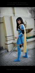 Liviana Hildred Cosplay Commission 02 by Bastetsama-Cosplay