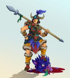 Beast Hunter by DreadHaven