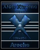 Xion Xtreme Blue by aroche