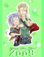 The Year of Demyx -for LiLo- by Shibara1310