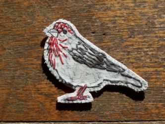 house finch brooch by the-vibrant-city