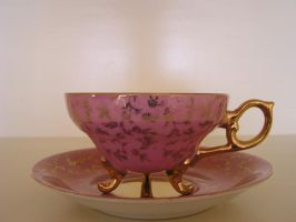 China Teacup by stock-kitty