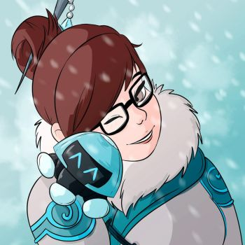 Mei - Overwatch by DonCorgi