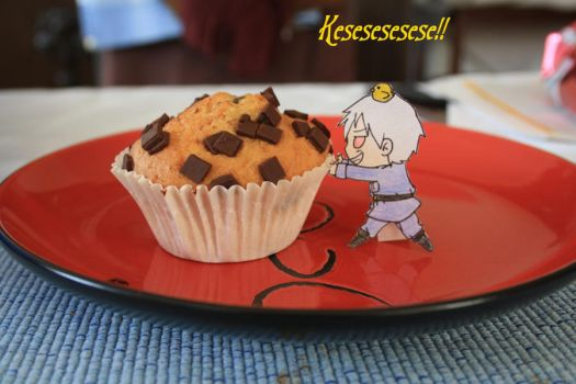 Muffin Paperchild Prussia by Surachan
