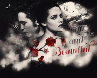 RobSten // Young and Beautiful by marlenarobsten