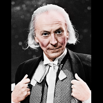 Doctor Who Colourization Test 3 by E-SPACE-Productions