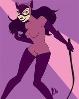 Catwoman by Welchtect