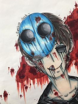 Eyeless Jack (Completed) by hay0225