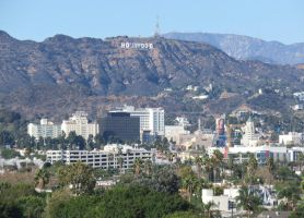 Hollywood Hills by ShipperTrish