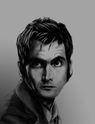 The Doctor by BlakkFox