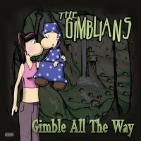 The Gimblians book cover by mgasser