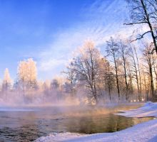 Nice winter day ... by KariLiimatainen
