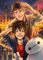 BH6 - hello there by Keidensan